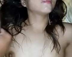 Roasting Indian wife team fuck