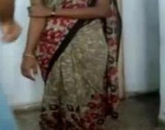 Licking Kaamwali Bai meena'_s umbilicus
