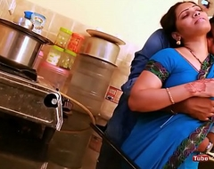 Anjali aunty gut and ass pressed