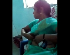 VID-20131024-PV0001-Virudhachalam (IT) Tamil 42 yrs old married hot and titillating housewife aunty Mrs. Kamala Murugesan showing their way boobs to their way 45 yrs old married illegal suitor - real estate agent Rathnavel readily obtainable office sex pornography video