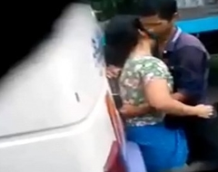 desi tolerant and boy sex in bus terminal Caught on spy cam