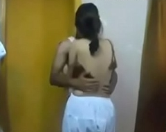 Indian teen muslim woman bonk by her friend