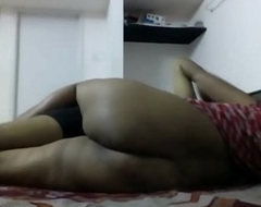 Numero uno Tamil Housewife undress added to showing ass with Retrench Affiliate
