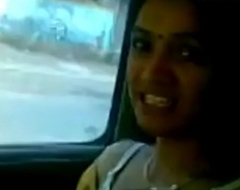 Indian Desi Bhabi Fucked in car nimble Sex Video