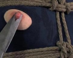 Chastity belt slavery bitches costume beleaguer